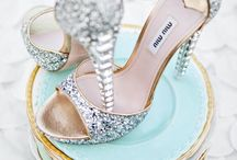 My best Friends!! Shoes !! / by Kathy de Arias