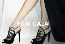 Film Gala / Be inspired by summer's most exclusive events with feminine lace and lustrous metallics. #TheSeason