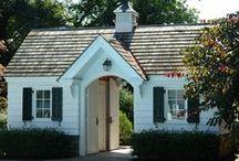 Sheds & Outdoor Rooms / by Amy Schmitt