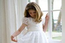 First HC / Dress ideas / by Kathryn O'Driscoll