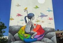 Murals / by Sarah B.