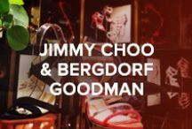 Jimmy Choo & Bergdorf Goodman