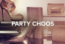 Party CHOOs / Discover the Party Edit at www.jimmychoo.com