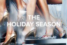 The Holiday Season / Discover the perfect present with our Gift Guide at www.jimmychoo.com