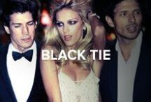 Black Tie / by Jimmy Choo