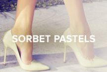 Sorbet Pastels / by Jimmy Choo