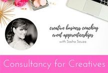 Consultancy for Creatives - Inspiration