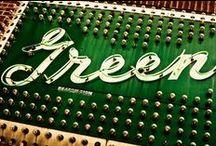 Green-spiration