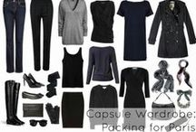 Travel | Wardrobe / by WhisperWood Cottage