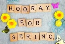 Spring To Do List / by Ezra Pound Cake (Rebecca Crump)