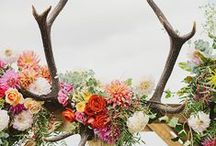 Styled: Stevie Darling / We are loving this Boho chic wedding styled around the Stevie Darling, part of the Hello Darling by heidi elnora line! Lots of flowers, lots of laughter, lots of love!
