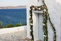 Styled: Gabriella Milad / Check out this European destination wedding styled around the Gabriella Milad wedding dress, part of the heidi elnora line!