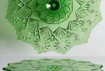 Green glass / by Susan Ercia