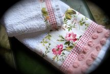 Towels / by Susan Ercia