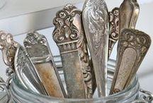 Vintage Silverware / by Susan Ercia