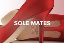 Sole Mates / Find your 'Sole Mate' this Valentine's Day at www.jimmychoo.com