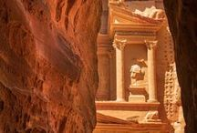 ~ Best of Jordan ~ / Must sees and must dos in the beautiful Middle Eastern country of Jordan.
