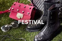 Festival / Discover Jimmy Choo festival style at www.jimmychoo.com / by Jimmy Choo