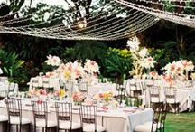 Styled: Dylan Darling / Check out this whimsical wedding ceremony styled around Hello Darling's Dylan Darling.
