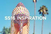 SS16 Inspiration / by Jimmy Choo