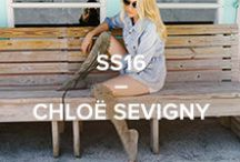 Chloë Sevigny's Spring Summer 2016 Style Diary / For Spring Summer 2016, Chloë Sevigny shares an exclusive interview and photo diary wearing some of her favourite styles from the La- inspired Jimmy Choo collection.