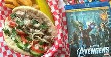 Fandom Recipes / Food from or inspired by movies, shows, games, and animes