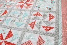 Quilts & Blocks / by Sabrina R