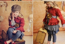 Some kids are just stylish / by Nai Rafer