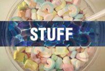 Stuff / Just Stuff we Love