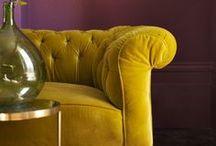 Furniture: Chesterfield Love