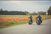Motorcycle Touring in Ontario's Southwest / Follow the Lake Erie shore through the quaint port towns of Dover, Rowan, Stanley, and Burwell. Wind your way to Pelee Island, remembering to stop at a winery or two before shifting gears to head north and discover the beautiful beaches of the Pinery and Grand Bend.