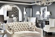 Home Decor & Great Spaces / by All About Posh - Events