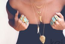 Jewelry / by Chelsea Bass