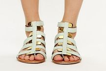Sandals / by Chelsea Bass