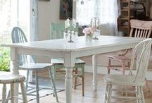 For The Love of Shabby Chic / Sweet Lily Decor | Worn + Weathered + Lovely |