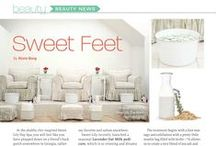 In the Press Room / Sweet Lily News |  Print + Digital |