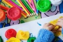 Toddler group creative fun / Activities, crafts and fun things to do