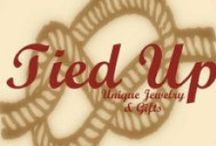 Tied Up / Jewelry & other things I make / by Jessica Vaughn