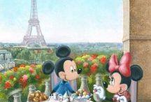 Mickey♡ Minnie