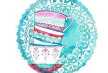 Tea cupps &Coffe