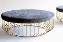Furniture: Ottomans