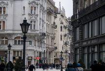 Prague + Budapest