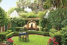 Gorgeous Gardens / Beautiful gardens for inspiration.