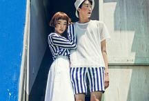 Couple fashion / couple fashion and unisex look. / by catootje.com