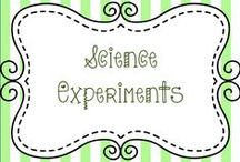 science experiments for school