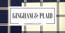 Gingham & Plaid