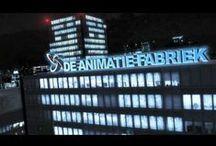 Videos door De Animatie Fabriek / Hier zie je een aantal commercials en teasers welke afkomstig zijn van de Animatie Fabriek