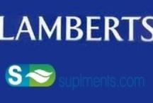 Lamberts Suplments.com / Todos los suplementos Lamberts, caracteristicas, modo de empleo, composición y recomendaciones en la web: http://lamberts.suplments.com/