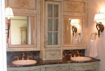 bathroom / by Peggy Keeton