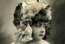 Beautiful Vintage Girls / by Brenda Pack